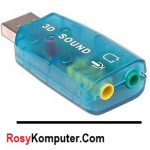 Converter Usb to AUDIO