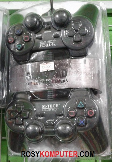 USB Gamepad Double Getar