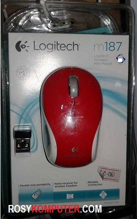 Mouse Logitech M187 Original
