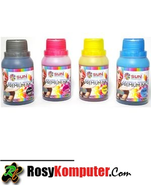 Tinta Printer SUN Premium 100ml