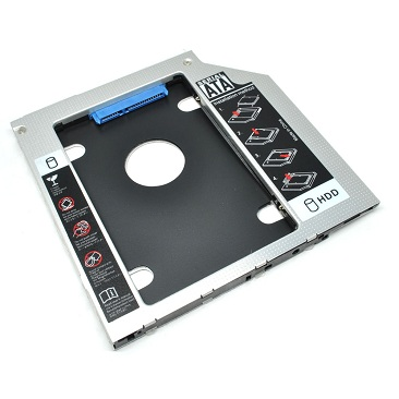 HDD Caddy Sata 3 Tebal 12.7mm