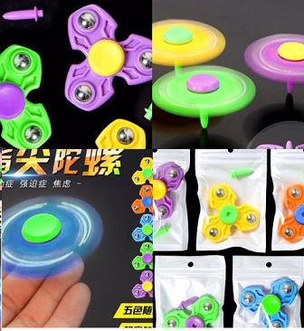 Fidget Spinner 3 sisi (SP02)