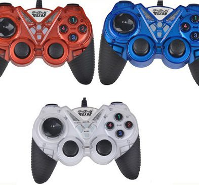 Gamepad Joystick Turbo single getar