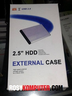 Hdd Case External 2.5″ Laptop Sata