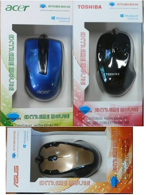 Mouse USB Kabel (Asus, Acer, Toshiba)