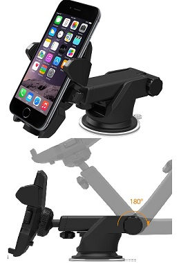 Car Holder Smartphone (leher panjang)
