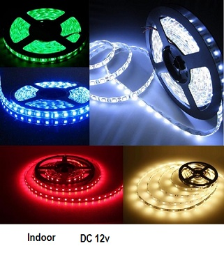Led Strip 3528 Indoor 5m (warna)
