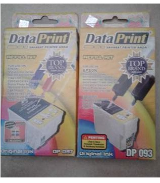 Tinta Data Print Epson Warna