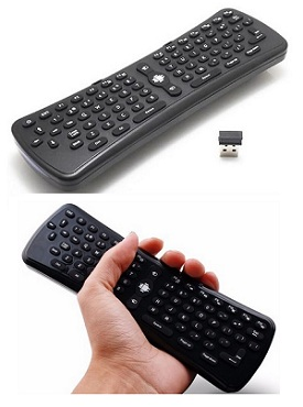 Keyboard Wireless Air Mouse