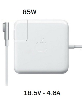 Charger Adaptor Apple Macbook 85W Magsafe 1