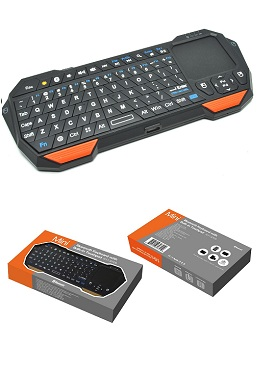 Keyboard Bluetooth Mini Touchpad & Mouse