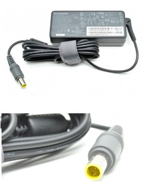 Original Adaptor Charger Lenovo 20v 3.25a (bulat jarum)