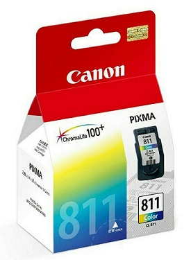 Catridge Canon Original Printer IP 2770, IP 2772 CL-811 Color