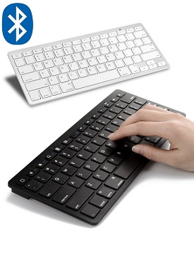 Keyboard Bluetooth (Komputer / HP )