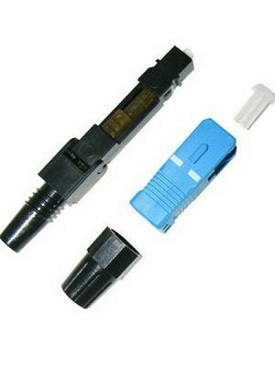 Fast Conector Adapter SC fiber Optik FTTH