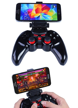 Gamepad Joystick Bluetooth Wireless for Android / iOS