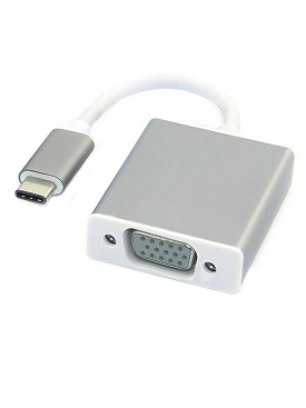 Kabel Konverter USB 3.1 Type C to VGA
