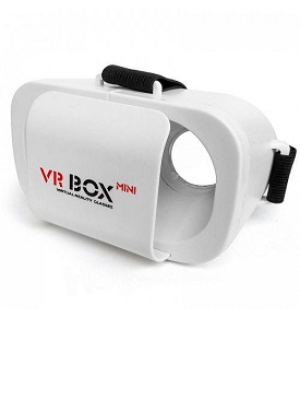 VR Box MINI 3.0 6″ (inchi) / Virtual Reality Glasses