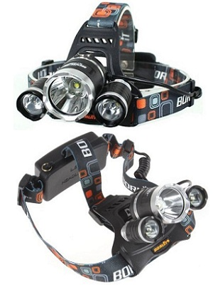 Lampu Senter Kepala Headlamp T6 High Power 5000 lumens
