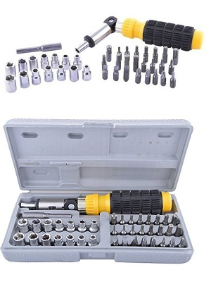 Kunci Shock Set Tool Kit 41 in 1