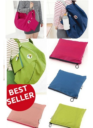 Tas Lipat 3in1 Korean Bag Travel