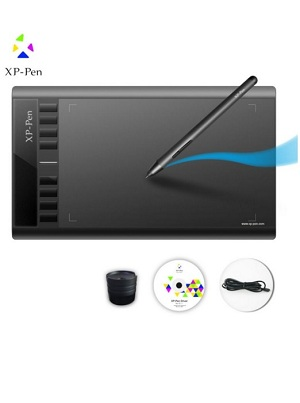 XP-Pen Tablet + Smart Stylus