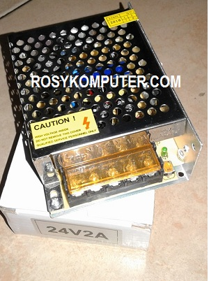 Power Supply 24v -2a Switching