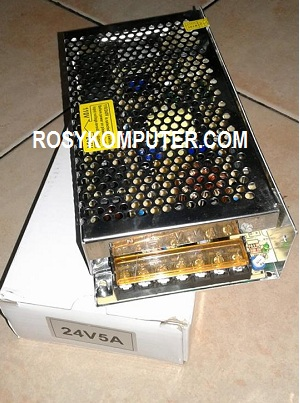 Power Supply Switching 24V -5A