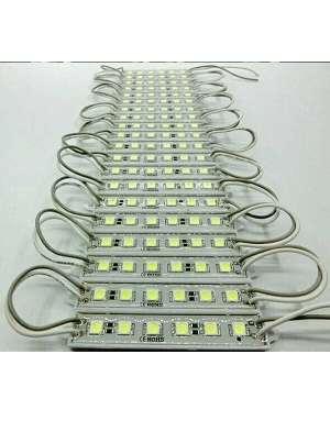 LED Modul 6 Mata Strip SMD 5050 12V Waterproof