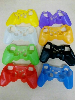Silicon Stick PS , Pelindung Gamepad Warna