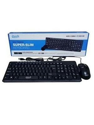 Keyboard + Mouse Itech