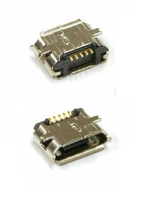 Socket Micro USB Female MK5P