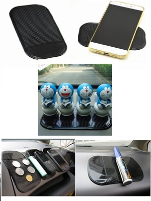 Anti-Slip Holder DashMat Dashboard Mobil HP Phone