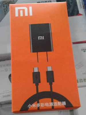 Charger Xiaomi + Kabel Data