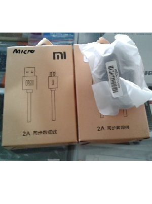 Kabel Data Xiaomi Micro usb Ori