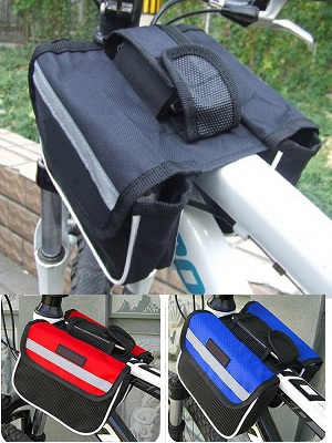 Tas Sepeda Gowes , Organizer Double Bag