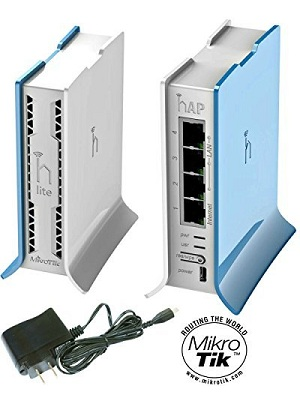 Mikrotik Router board RB941-2nD-TC HAP Lite