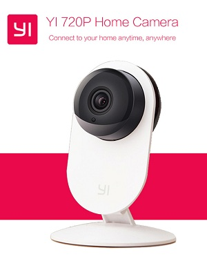 Xiaomi Xiaoyi Yi HOME Camera CCTV SMART IP CAM 720P