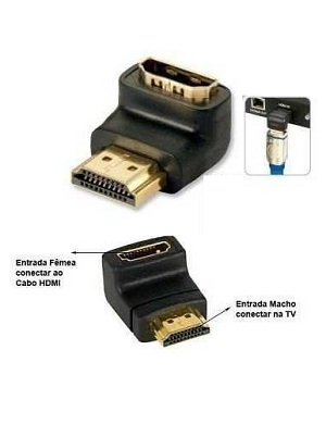 HDMI L Siku Male – Female