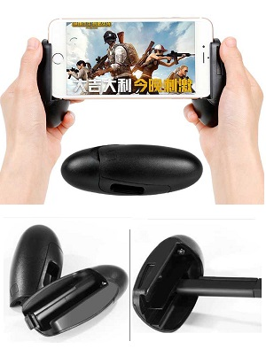 Gamepad Holder Pegangan HP Main Game Portable