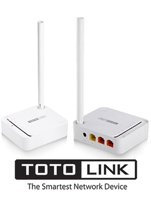 TOTOLINK N100RE – Mini Wireless N Router V3 150Mbps