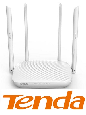 Tenda F9 Wireless N Router / Access Point 600Mbps