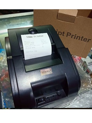 Receipt Printer Kasir Thermal Mini Pos 58mm