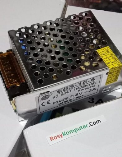 Power Supply Switching 5v – 3A