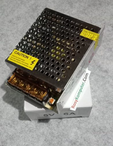 Power supply switching 5v – 6A