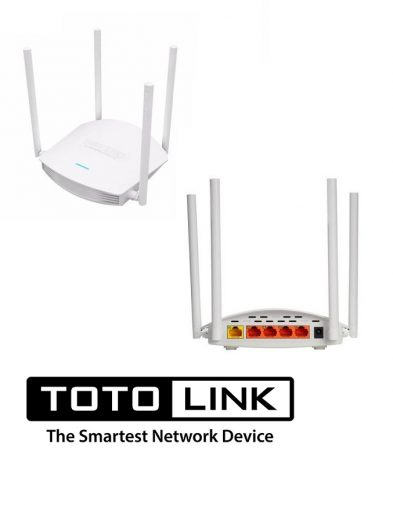 Totolink N600R , Wireless Router 600Mbps 4 Antena