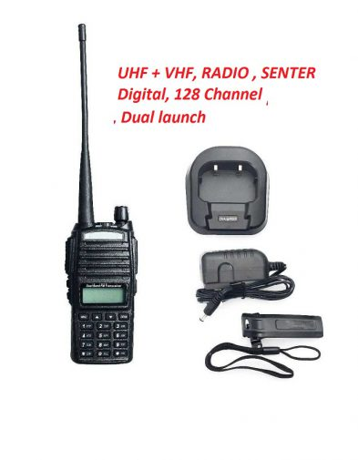 Baofeng UV-82, HT Handy Talkie Dual Band UHF, VHF, 128Ch