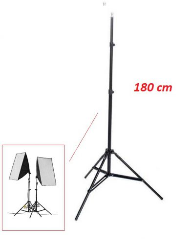 Stand Tiang Tripod Photo Studio Lighting 180cm