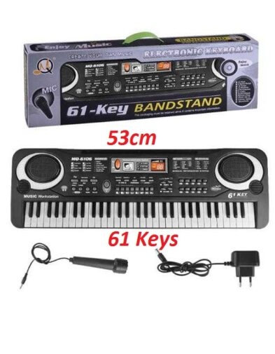 Piano Keyboard Musik Digital Electronic 61 Keys