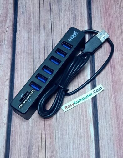 Usb Hub 6 Port + Card reader
